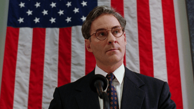 Kevin Klein as Dave Kovic in 'Dave'