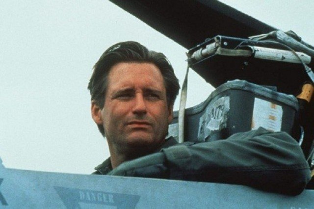 Bill Pullman as President Thomas J. Whitmore in 'Independence Day'