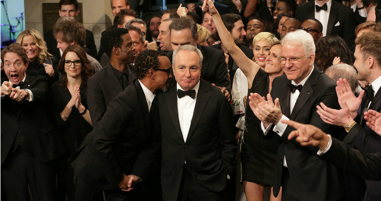 Lorne Michaels on SNL