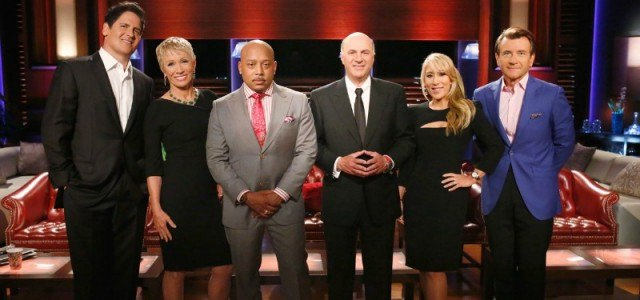The investors of 'Shark Tank