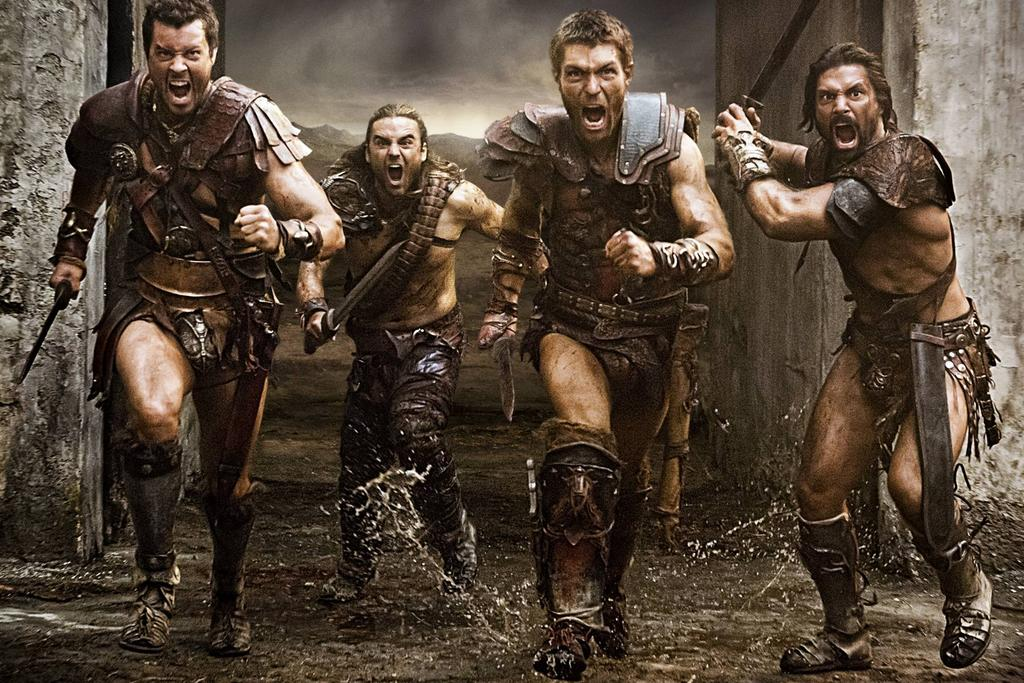 Spartacus - Starz