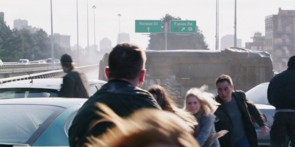 Deadpool Street Signs - 20th Century Fox