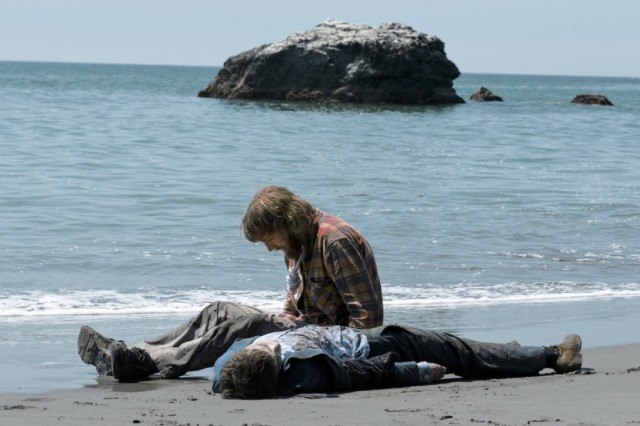 Paul Dano and Daniel Radcliffe star in the off-beat Sundance dramedy 'Swiss Army Man'