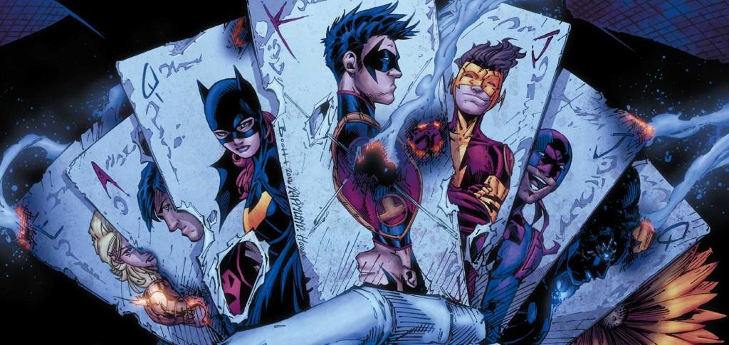 Teen Titans - DC Comics