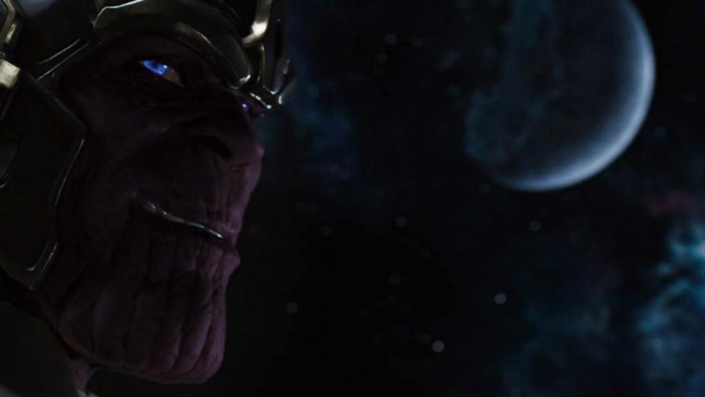 Thanos - The Avengers, Marvel, Josh Brolin