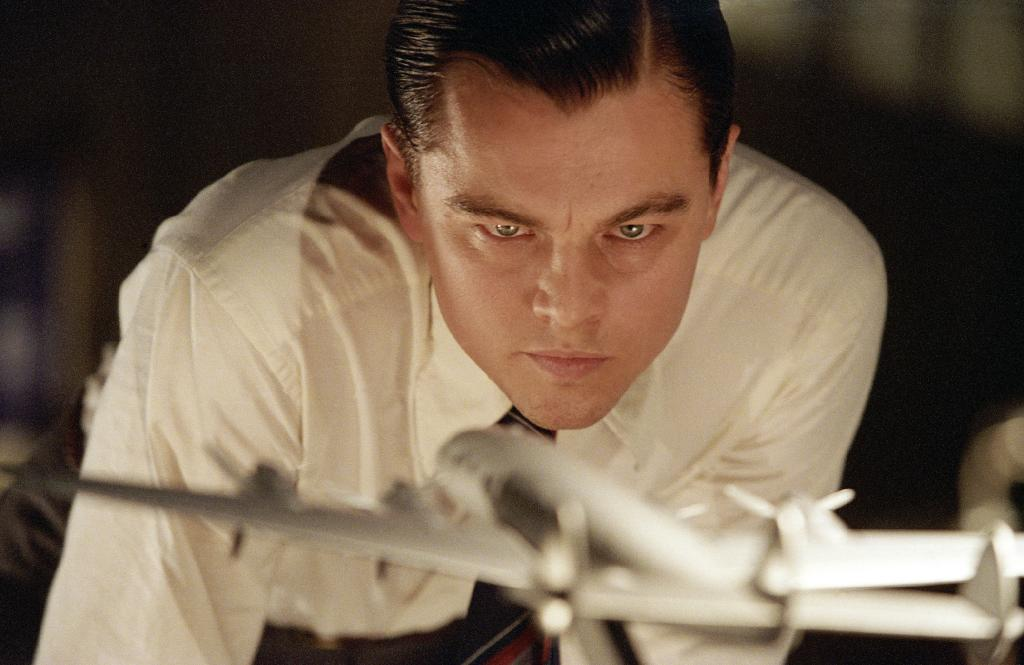 The Aviator - Leonardo DiCaprio