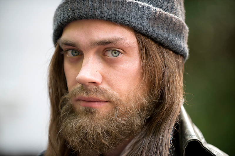 The Walking Dead's Jesus (Tom Payne)