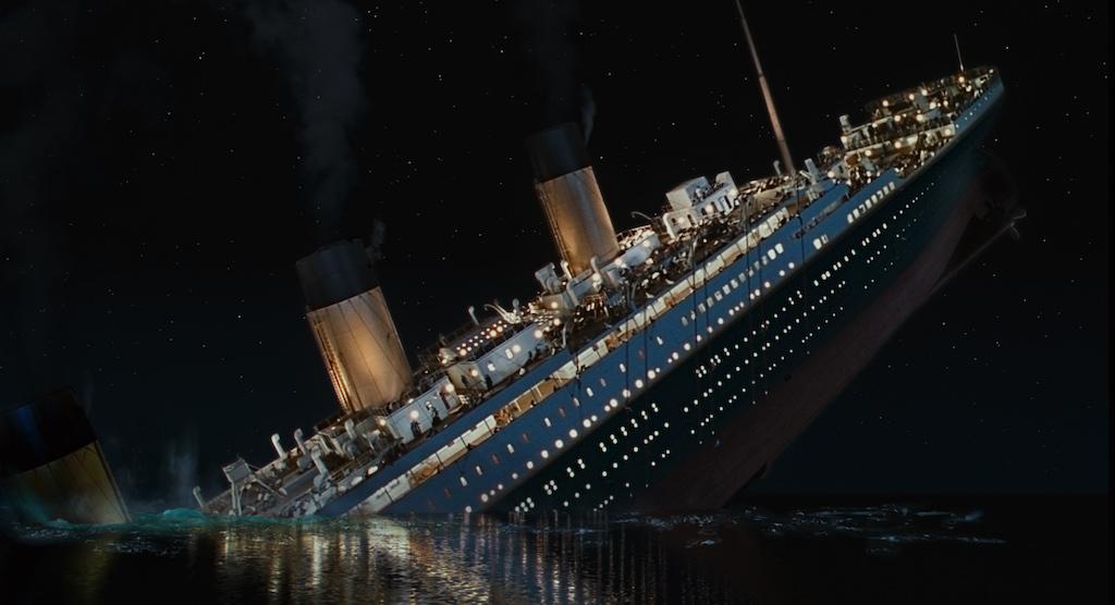 Image result for titanic movie won oscar