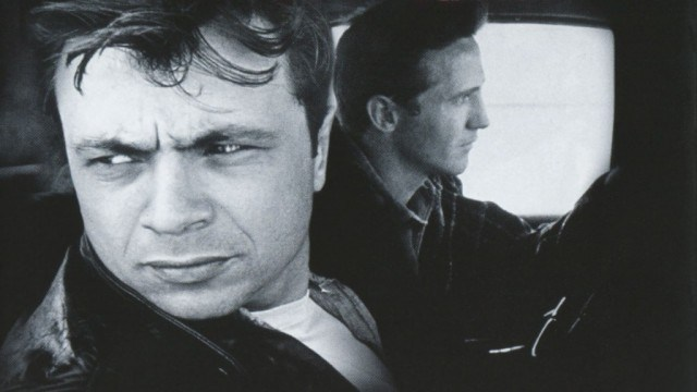 Robert Blake and Scott Wilson in the true crime classic 'In Cold Blood'