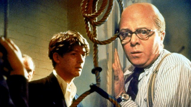 John Hurt and Richard Attenborough in '10 Rillington Place'