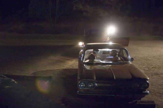 An ominous shot from David Fincher's true-crime thriller 'Zodiac'