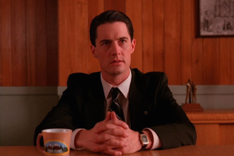 Dale Cooper in 'Twin Peaks'   Source: ABC