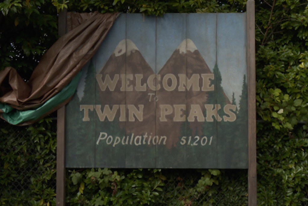 Twin Peaks revival showtime series
