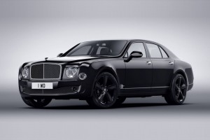 Bentley Prepping Beluga Spec Mulsanne Speed