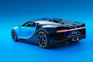 The Chiron: The New Face of Bugatti