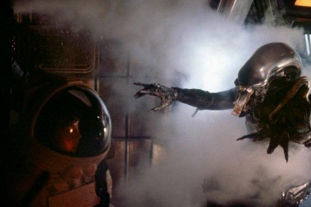 Sigourney Weaver in Ridley Scott's 'Alien'