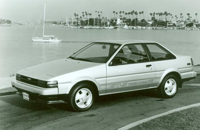 1985 Corolla GTS liftback