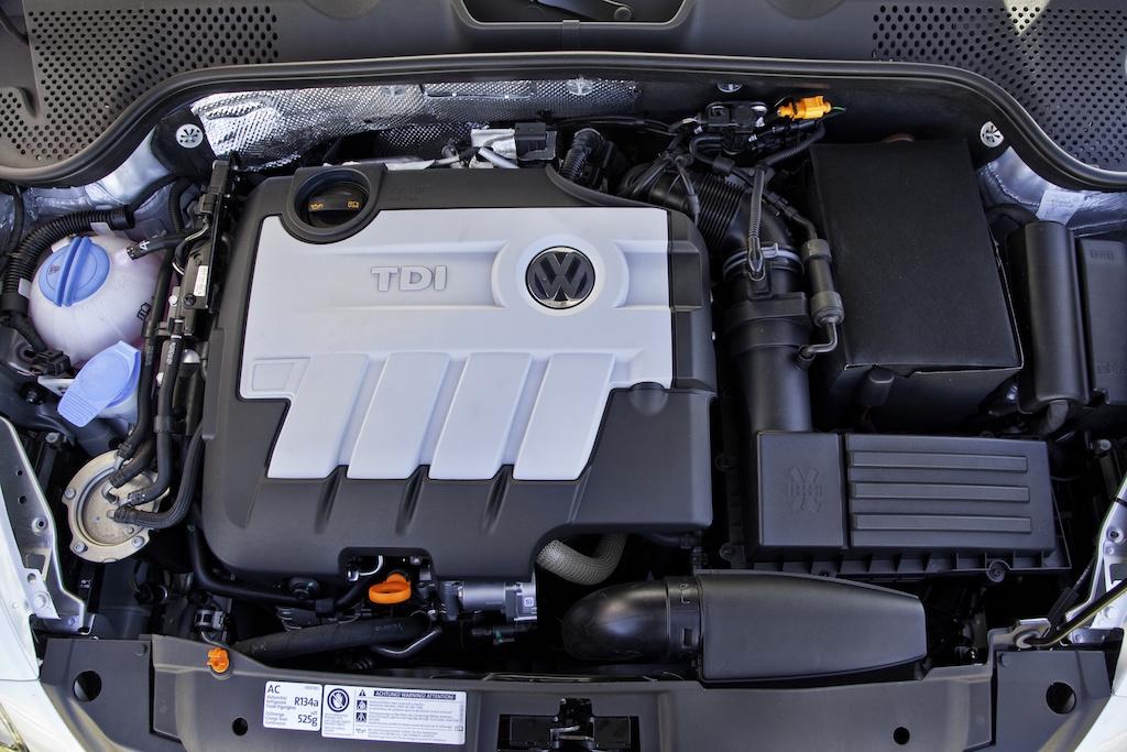 Volkswagen 2.0-liter TDI engine