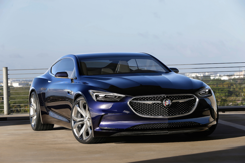 2016 Buick Avista Concept|Buick
