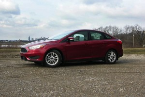 Ford Focus EcoBoost Review: Affordable, and Oh So Fuel Efficient