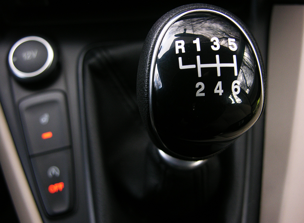 Are today's manual transmission cars more efficient than.