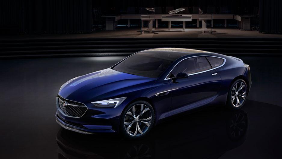 2016 Buick Concept Avista