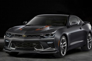 Chevy Camaro: Meet the 50th Anniversary Edition of This Muscle Car