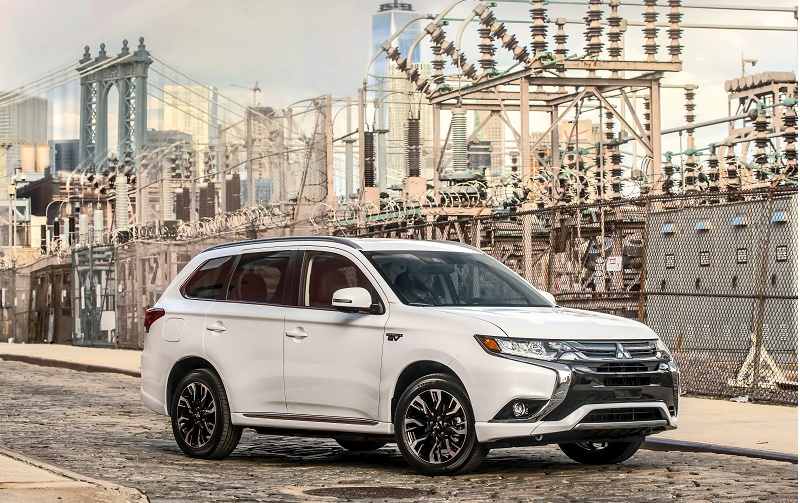 The long-delayed Mitsubishi Outlander PHEV is promised for a late 2016 debut.