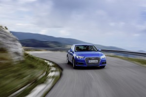 New Audis Will Tell You When Traffic Lights About to Turn Green