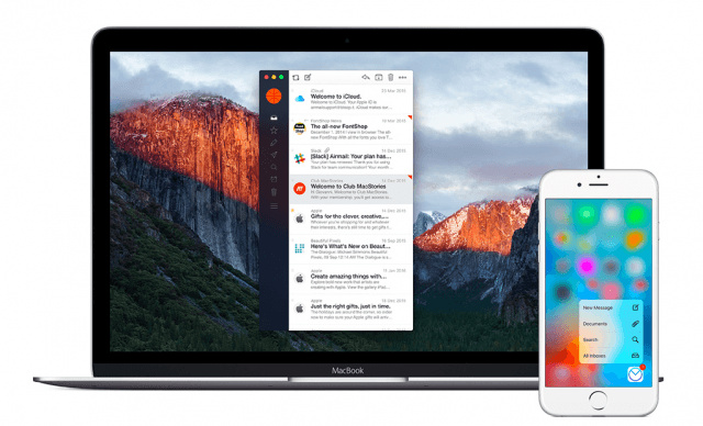 Airmail email app