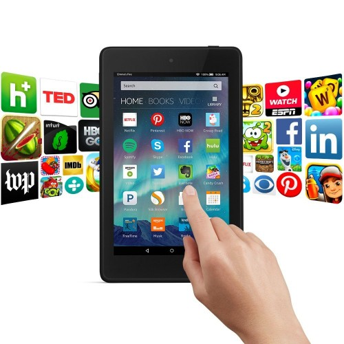 Cheap tablets: Amazon Fire HD 6 tablet
