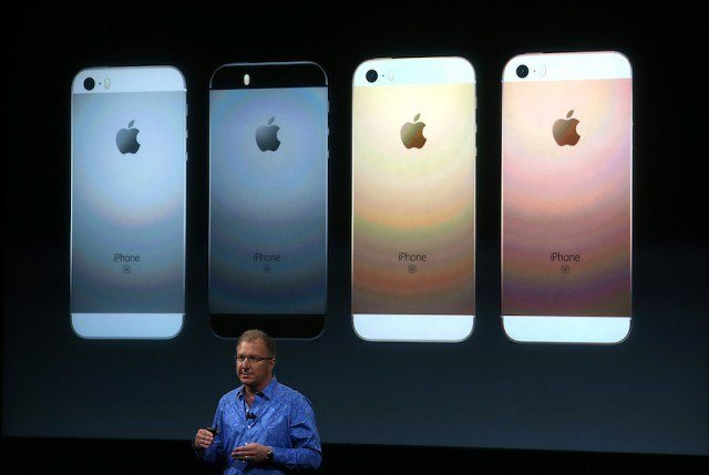 Apple's new iPhone SE starts at just 16GB of storage