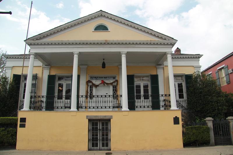 Source: The Beauregard-Keyes House in New Orleans