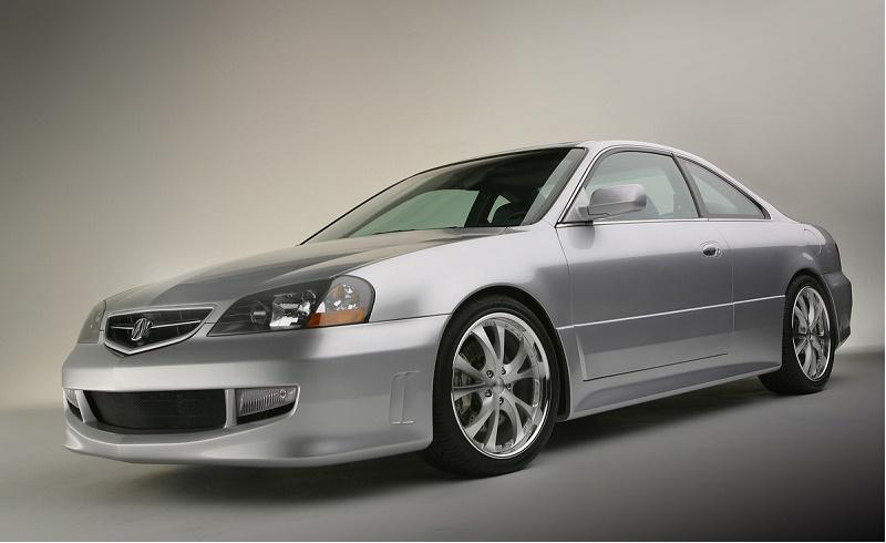 2003 Acura CL Type-S Concept.