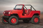 Jeep Builds 7 New Concepts to Rally the Faithful at Moab