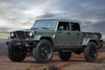 Jeep Concept Hints at New Wrangler Pickup