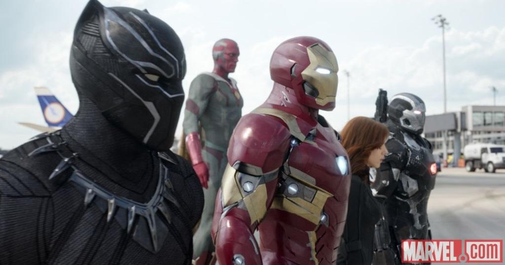 Captain America: Civil War   Source: Marvel Studios