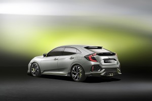 Honda's Civic Hatchback Sets the Stage for an American Comeback