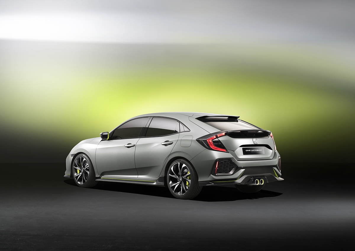 2016 Honda Civic Hatchback