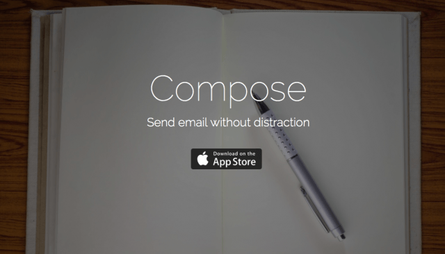 Compose email app