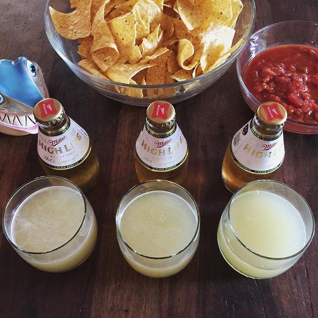 Corsair cocktails