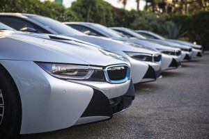 BMW iNext Concept Previews Electric Sedan Flagship Coming in 2021