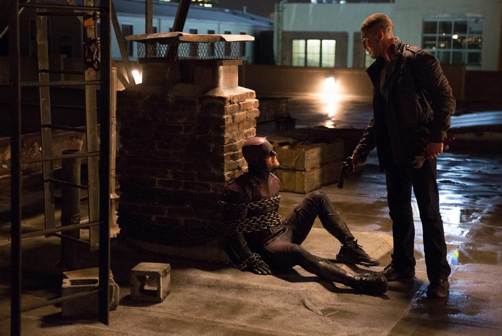 Daredevil Season 2 - Netflix