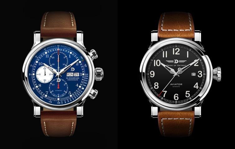 Detroit Watch Company