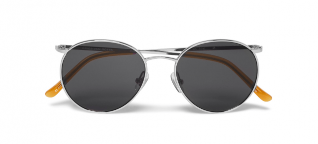 Dries Van Noten metal sunglasses
