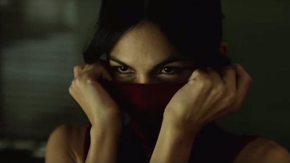 Elodie Yung as Elektra