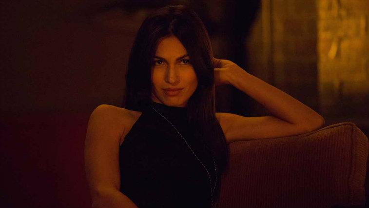 Elodie Yung as Elektra in Daredevil Season 2