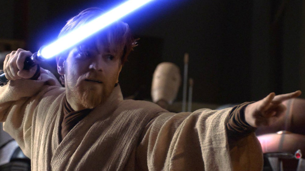 Ewan McGregor in 'Star Wars: Episode III - Revenge of the Sith'