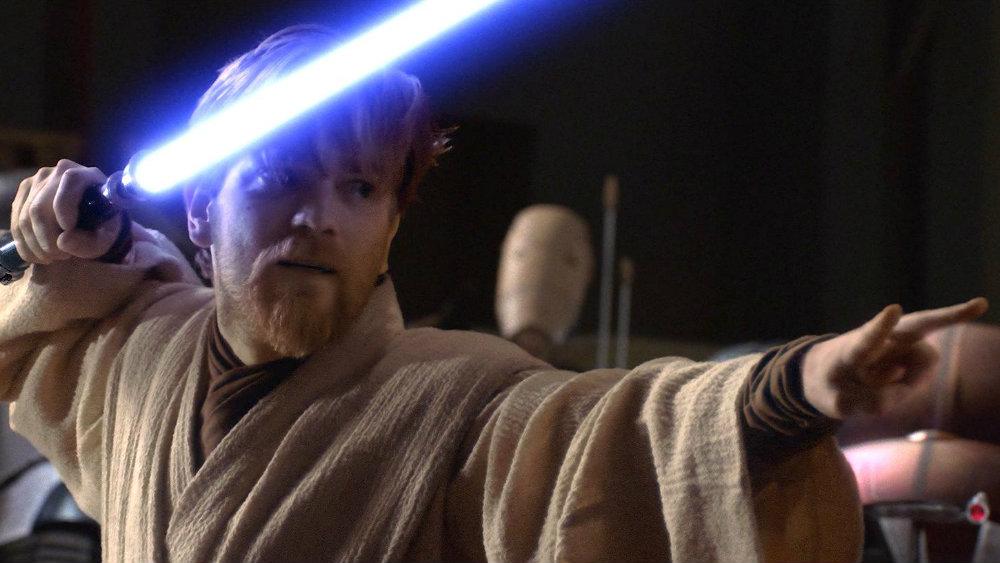 Ewan McGregor in 'Star Wars: Episode III - Revenge of the Sith'
