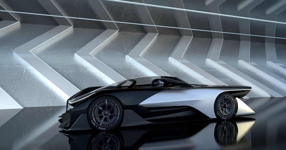 Concept Electric Car | Source: Faraday